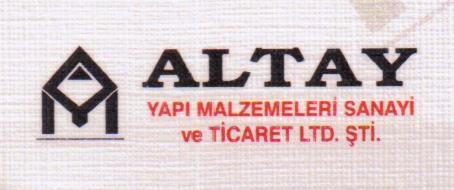 Altay Yapı Malzemeleri San.Tic.Ltd.Şti.